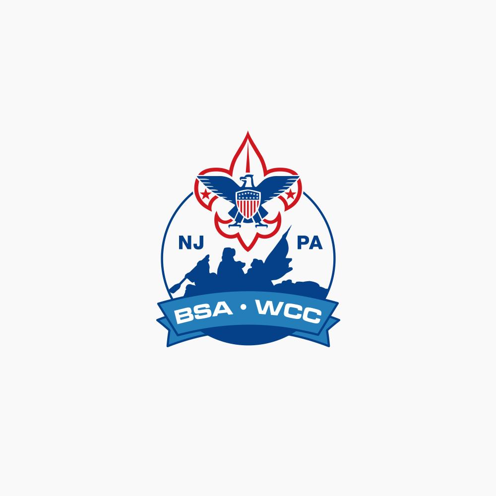 Boy Scouts of America Washington's Crossing Logo