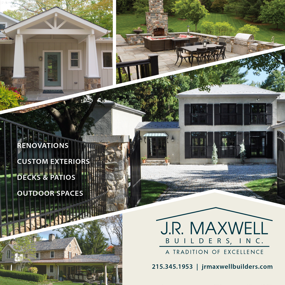 JR Maxwell Builders Print Collateral