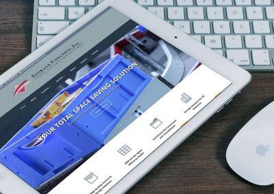 Storage Concepts, Inc. Ambler, PA Website